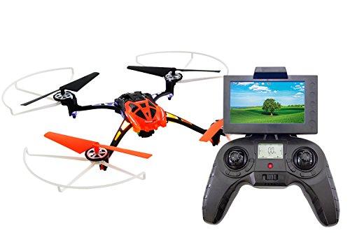 radiocommand-RC-Quadcopter–xciterc-Rocket-250-3D-FPV–4-canaux-RtF-Drone