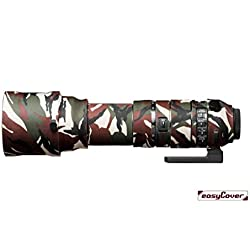 EasyCover Lens Oak Green Camouflage pour Sigma 150-600mm f/5-6.3 DG OS HSM Sports