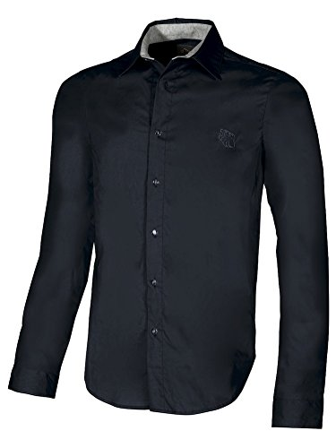 U POWER Herren Poloshirt Deep Blue