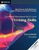 Thinking Skills Coursebook [Lingua inglese]