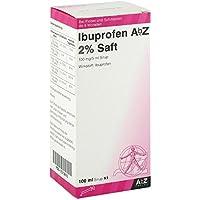 IBUPROFEN AbZ 2% Saft 100 ml preisvergleich bei billige-tabletten.eu