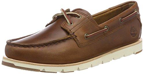 Timberland Damen Camden Falls Full-Grain Leather Bootsschuhe, Braun (Sahara Brando), 41 EU