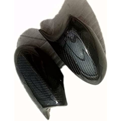 Carbon Fiber Mirror Covers Replacement For BMW M3 Coupe E92 2007-2013