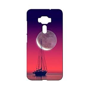 BLUEDIO Designer Printed Back case cover for Asus Zenfone 3 (ZE552KL) 5.5 Inch - G4506