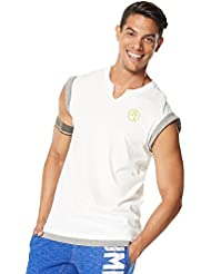 Zumba Fitness Bootcamp T-Shirt Homme Surfs Up