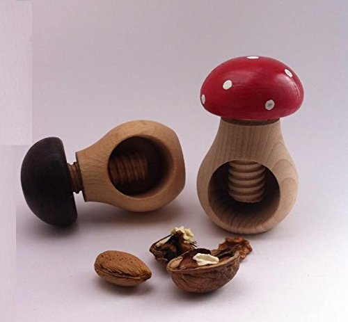 2-casses-noci-mandorle-nocciole-forma-di-fungo-legno-di-faggio-di-europa