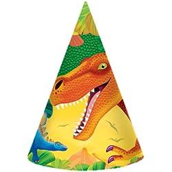 Dinosaurios - Gorro de fiesta (Party2u 259766)