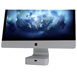Rain Design mBase 27-Inch for iMac, Space Gray (10045)|Standard|0|0|0|Disc|Disc