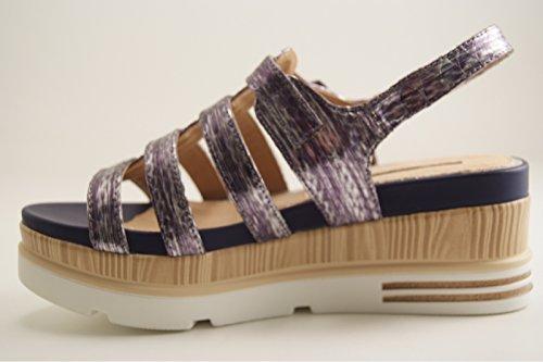 Sandale Maria Mare Blau 66725 DJEAN