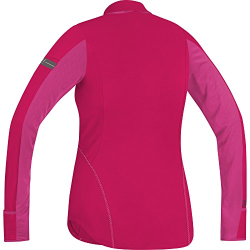Gore Running Wear Air Maillot à manches longues Femme Rosa