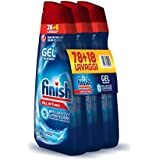 Finish PowerGel 650 ml x 3 Normal