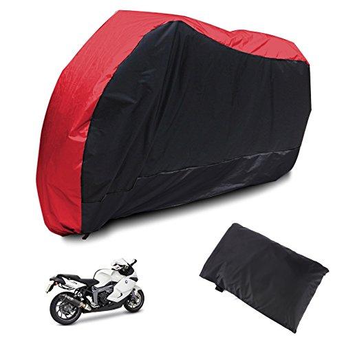 Cover Roller parapioggia Frecce copertura Fit Frecce fino a 180/inch-Black /& Sliver protezione solare etw impermeabile moto motocicletta Garage Winter Fest Telone di Big Ant