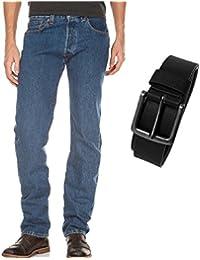 Levi's - Jeans - Jambe Droite Homme - Bleu - W36