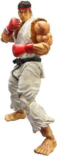 Super Street Fighter IV - Figura Play Arts Kai Ryu 1