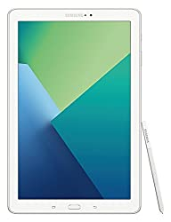 Samsung Galaxy Tab A with S-Pen 10.1 Inch (32GB White Wi-Fi) SM-P580 - International Version (Bigger Internal Storage than US Version)