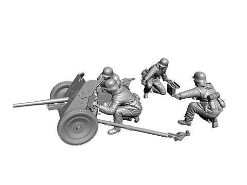German Anti-Tank Gun PAK 36