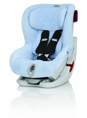 Britax Römer Sommerbezug für Kindersitz KING II ATS, KING II LS, or KING II, blue