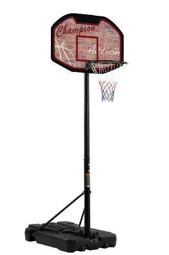 Bandito Basketballkorb Champion, schwarz, 225-305 cm, 4705.1