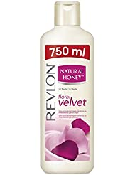 Natural Honey Floral Velvet Gel de Douche 750 ml