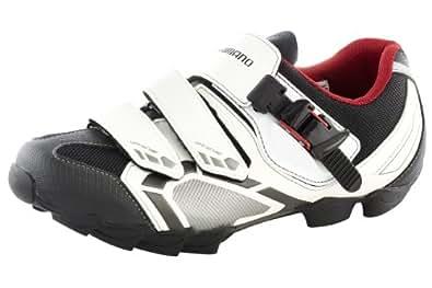 Shimano SH-M088W Mountain Bike Shoes Gentlemen breit white Size 41 2014