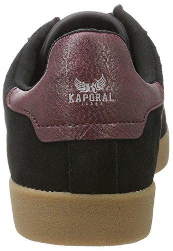Kaporal Kaki, Baskets Basses Homme Noir (Noir)