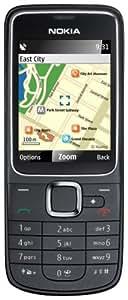 Nokia 2710 Navigation Edition Téléphone Portable Quadribande GPRS Bluetooth Noir