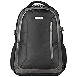 Aristocrat Urban Polyester 30 Ltrs Dark Grey Laptop Backpack (LPBPURBPDGY)