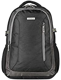 Aristocrat Urban Polyester 28 Ltrs Dark Grey Laptop Backpack (LPBPURBPDGY)
