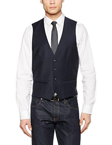 Roy Robson Slim, Veste de Tailleur Homme Bleu foncé (19)