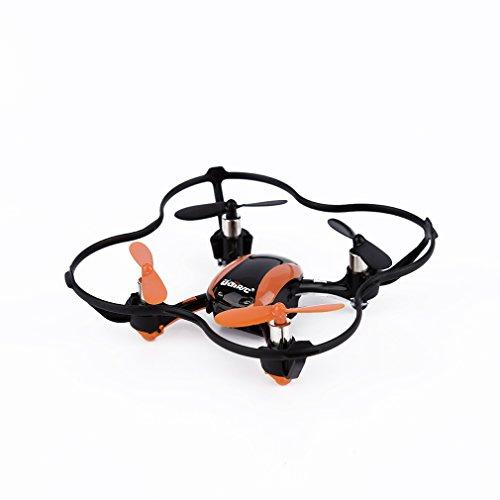 Quadrocopter YKS 2.4 GHz 3D Achsen Quadrocopter mit 6 AXIS Gyro sensor 4 Kanäle 2.4G Hubschrauber mit führungslosen Modus, eine Taste für automatische Rückkehr, 3D Rollfunktion