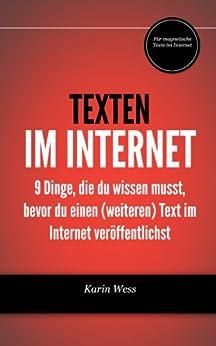 Texten im Internet