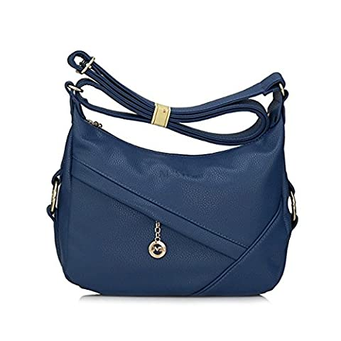 myston Femme Women PU Leather Crossbody Bags laides Elegant tracollas Messenger Bags