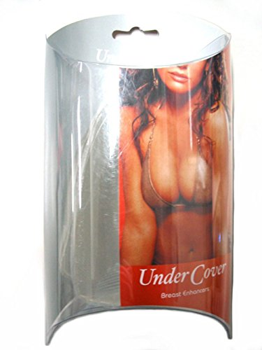 Undercover klare Silikon-BH Einlagen–Brustformend (139 g)