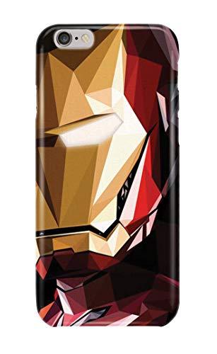 Case Me Up Handy Hülle für iPhone 6 6s Iron Man Tony Stark Superhero Marvel Comics 14 Designs