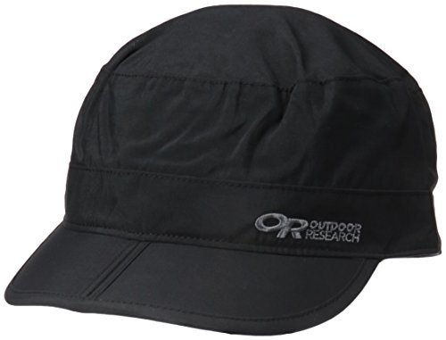 Outdoor Research Radar Pocket Cap Black Größe L | 58,4-60cm 2019 Kopfbedeckung Black Box Radar