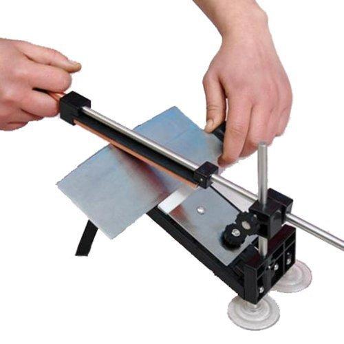 Afilador de cuchillos Herramientas de sistema Fix-ángulo de afilado Cubiertos Cocina Almacenamiento y organización