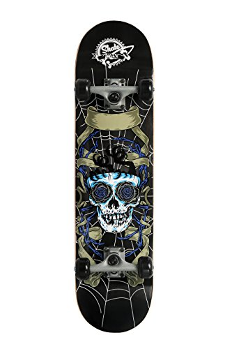 Photo Gallery skateboard skate max mod. skull