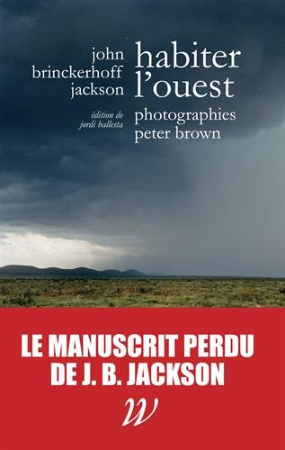 Habiter l'Ouest par From Wildproject Editions
