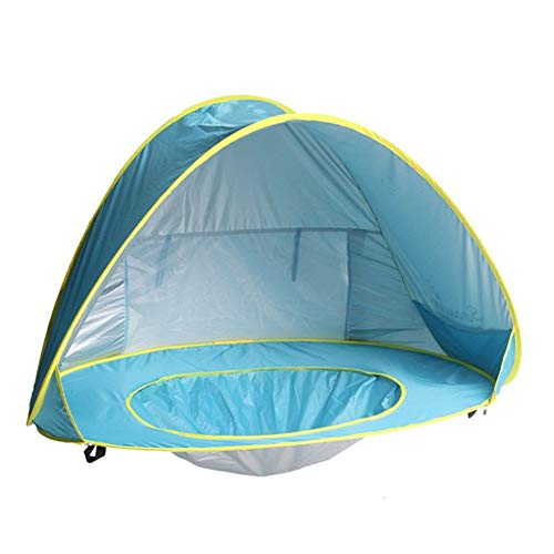 YL-light Baby Beach Portable Baby Baby Pool UV-Schutz Sonnenschutzzelt für Kleinkinder und Kleinkinder