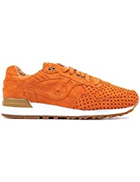 Saucony - Zapatillas de Piel para mujer Naranja naranja 40