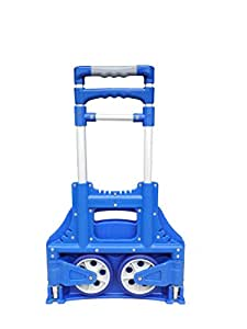 Bigapple Multifunction Foldable trolley with 70kg capacity - specially made for travellers