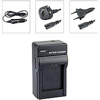 DSTE NB-11L Chargeurs de batteries pour Canon PowerShot A2300 A2400 A2500 A2600 A3400 A3500 A4000 IS ELPH 110 115 130 320 340 HS IXUS 265 132D 140 155 150 145 Camera as CB-2LDC