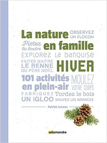 La Nature en famille hiver