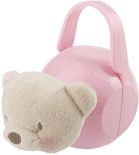 Tuc Tuc Lye - Accesorio para chupete, color rosa