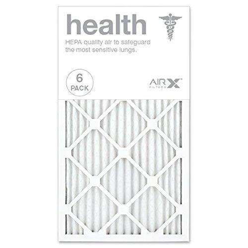 Optimal für Gesundheit Schutz-AIRX Gesundheit 16x 25x 1Air Filter 14 x 25 x 1 weiß
