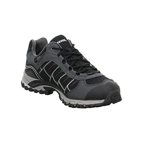 Meindl Mens Lite Trail Gtx Hiking Boots Grigio / Nero