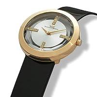 Rhodenwald & Söhne Reloj de mujer de cuarzo Bella Gioia Negro de Rhodenwald & Söhne