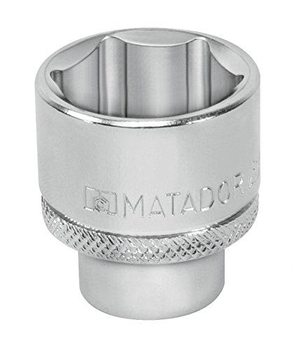 MATADOR Steckschlüssel-Einsatz, 6-kant 12,5 (1/2) 36 mm, 4075 0360