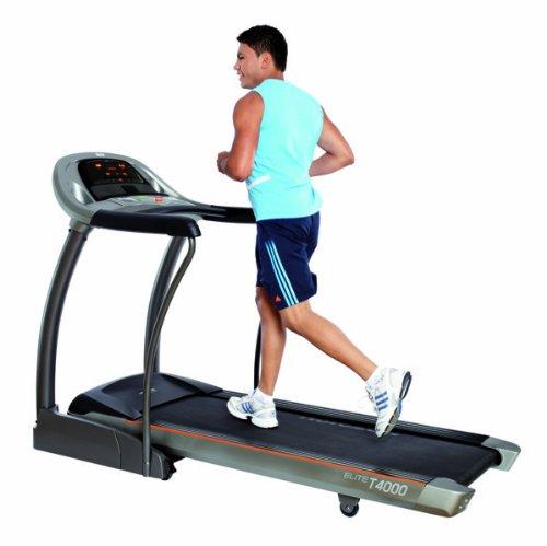 Horizon Fitness® Laufband Elite-Serie Elite T4000 Abbildung 3