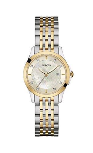 bulova-diamond-reloj-de-cuarzo-para-mujer-con-madre-de-pearl-dial-analogico-display-y-dos-tonos-puls